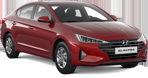 Hyundai Elantra brošura