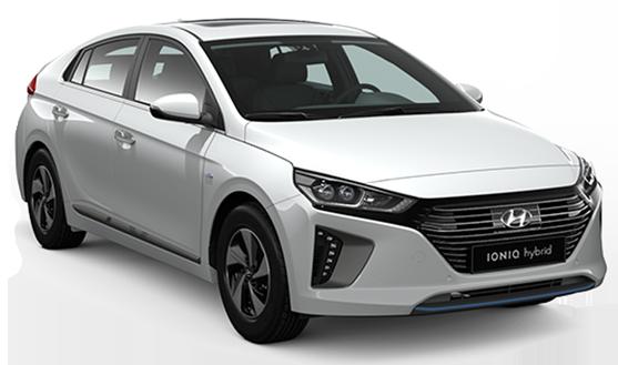 Hyundai Ioniq brošura