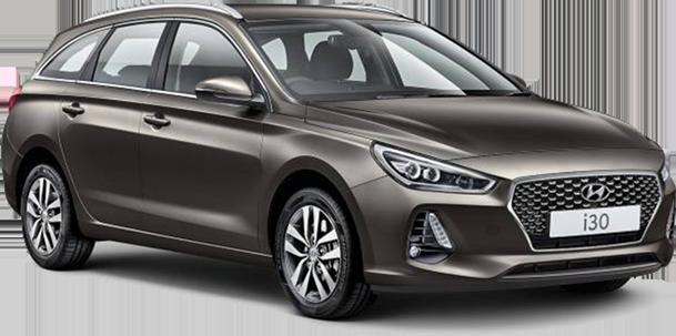 Hyundai i30 Van brošura
