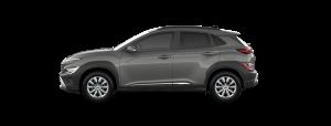 Hyundai Kona Galactic Gray