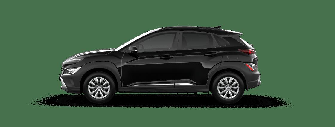Hyundai Kona Phantom Black