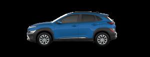 Hyundai Kona Surfy Blue