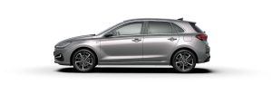 Hyundai i30 boja - Olivine Grey