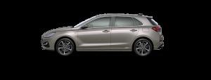 Hyundai i30 boja - Silky Bronze