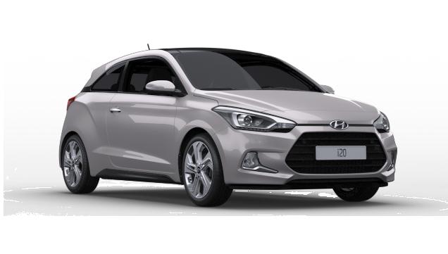 Hyundai i20 siva