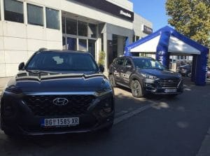 Trg dobrih automobila - promocija Hyundai vozila