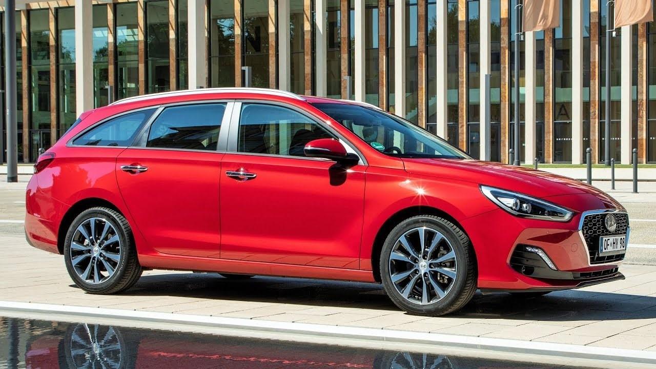 Novi Hyundai i30 Karavan dobio je potpuno redizajniranu verziju eksterijera