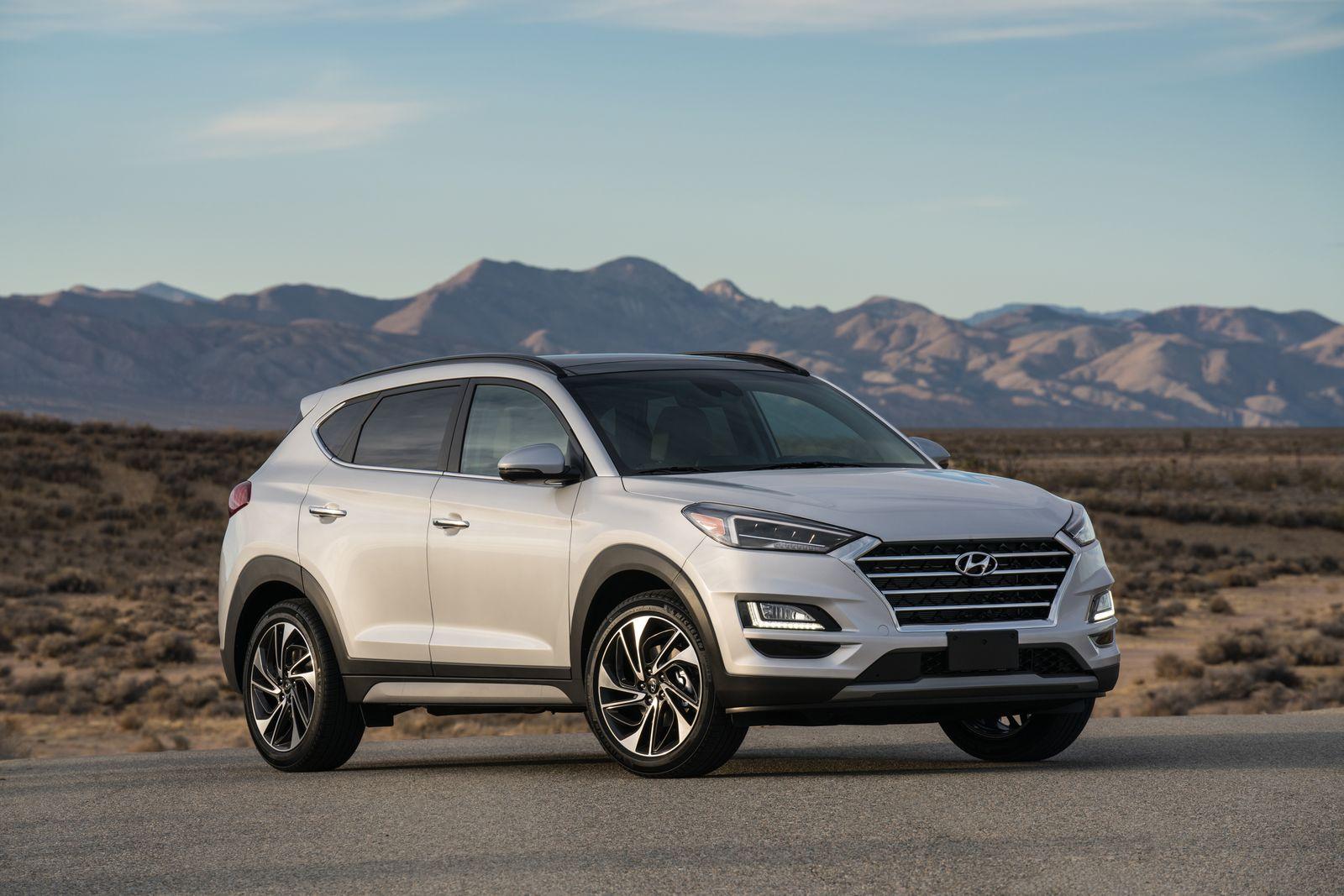 Izgled Hyundai Tucson modela iz 2019. godine
