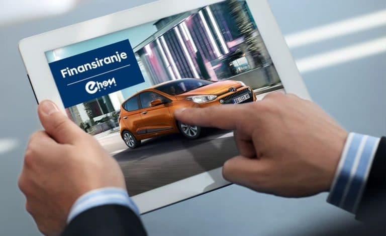 Auto kredit za kupovinu novih Hyundai vozila