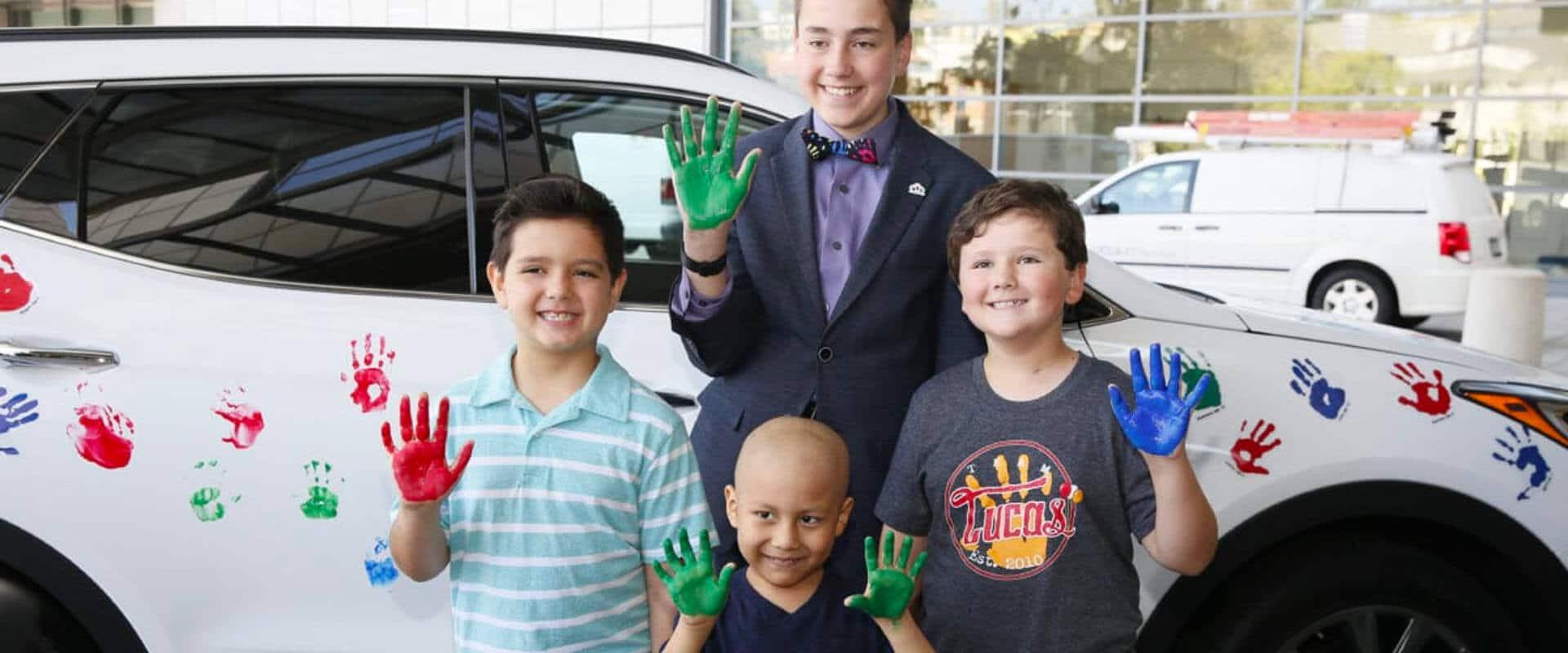 Hyundai je prikupio više od 100 miliona dolara za istraživanje malignih bolesti kod dece