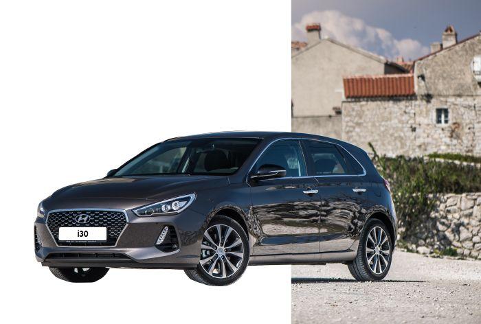 Akcija: Hyundai i30