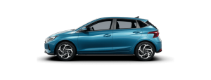 Hyundai i20 boja: Aqua Turquoise