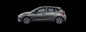 Hyundai i20 boja: Aurora Grey