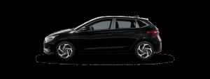 Hyundai i20 boja: Phantom Black