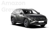 Hyundai Tucson - boja Amazon Grey
