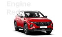 Hyundai Tucson - boja Engine Red