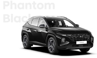 Hyundai Tucson - boja Phantom Black