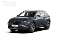 Hyundai Tucson - boja Teal