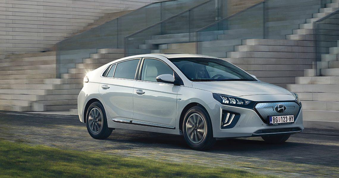 Hyundai IONIQ Electric - prodaja, cena