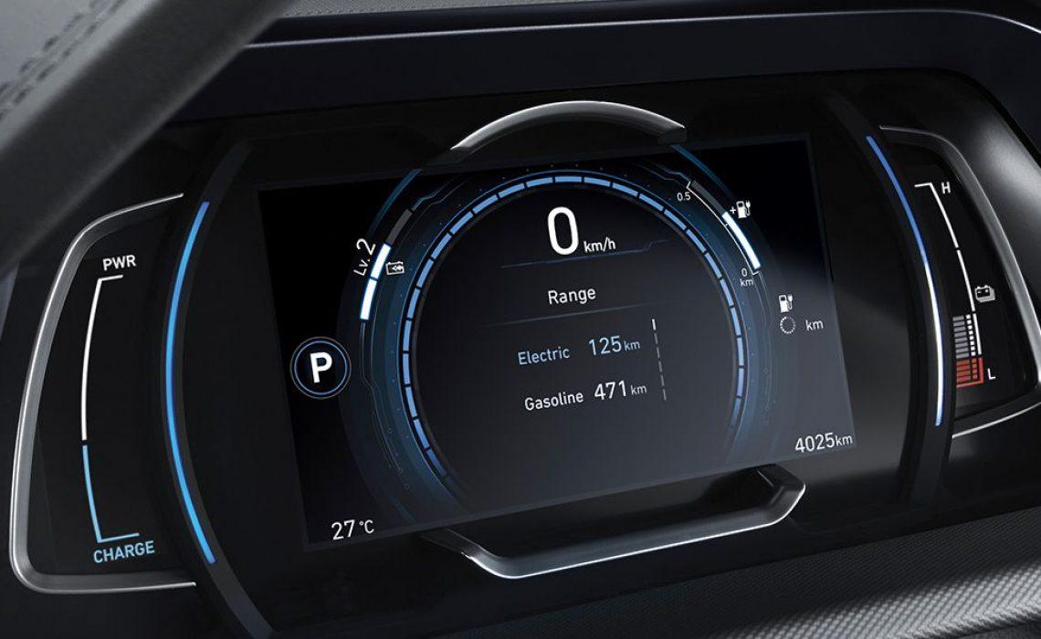 Savremena rešenja dizajna primenjena su ina sisteme podrške vozaču