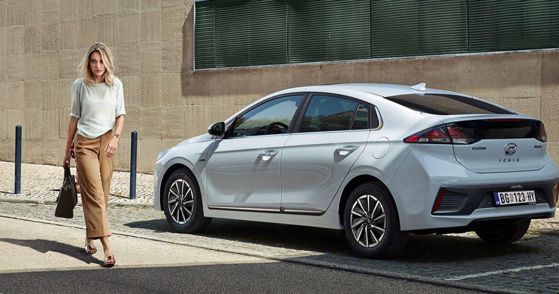 Hyundai IONIQ Electric - Za čistiji gradski vazduh