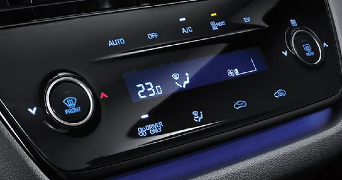 Hyundai IONIQ Electric - udobnost
