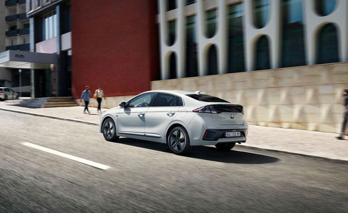 Hyundai IONIQ Hybrid - ekološki svesna limuzina