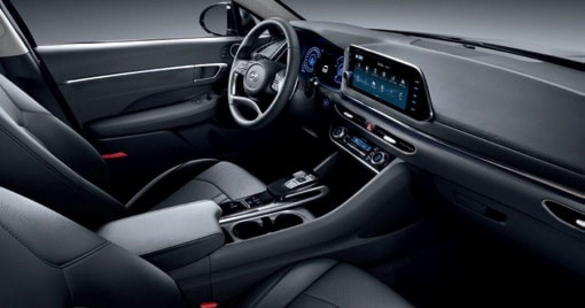 Hyundai Sonata - unutrašnjost