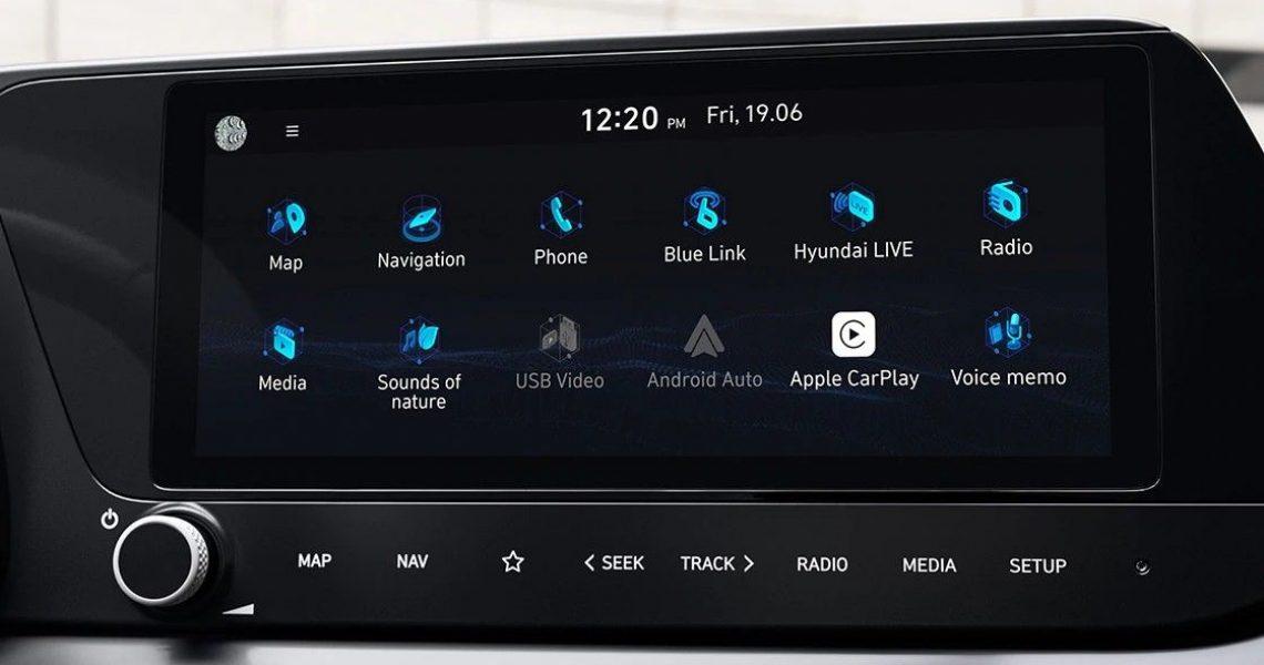 Hyundai i20 - udobnost