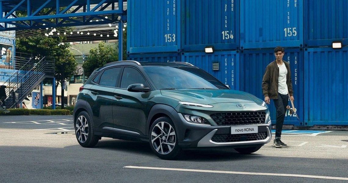 Hyundai Kona utapa se izgledom u put i okolinu