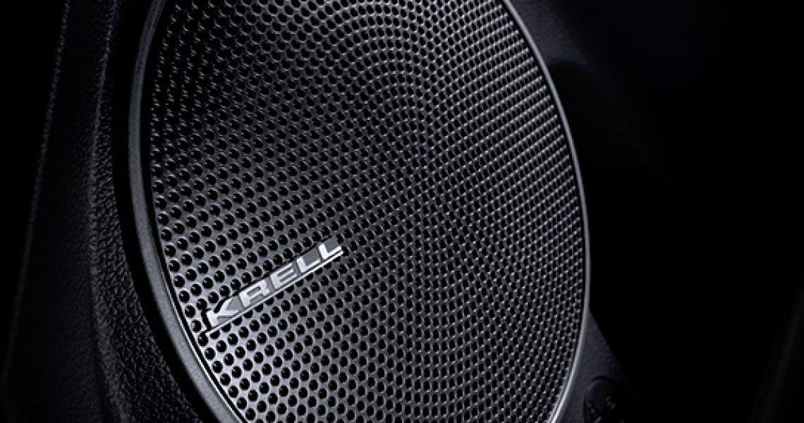 KRELL audio sistem u Koni