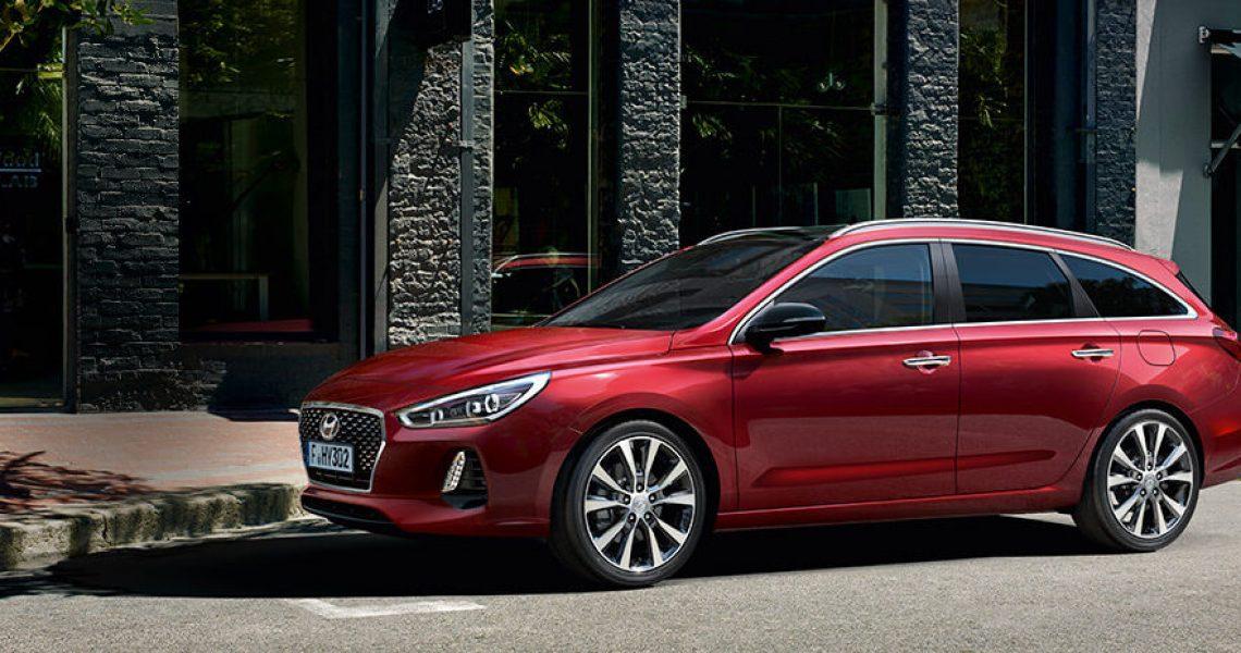 Hyundai i30 Karavan - bočni izgled