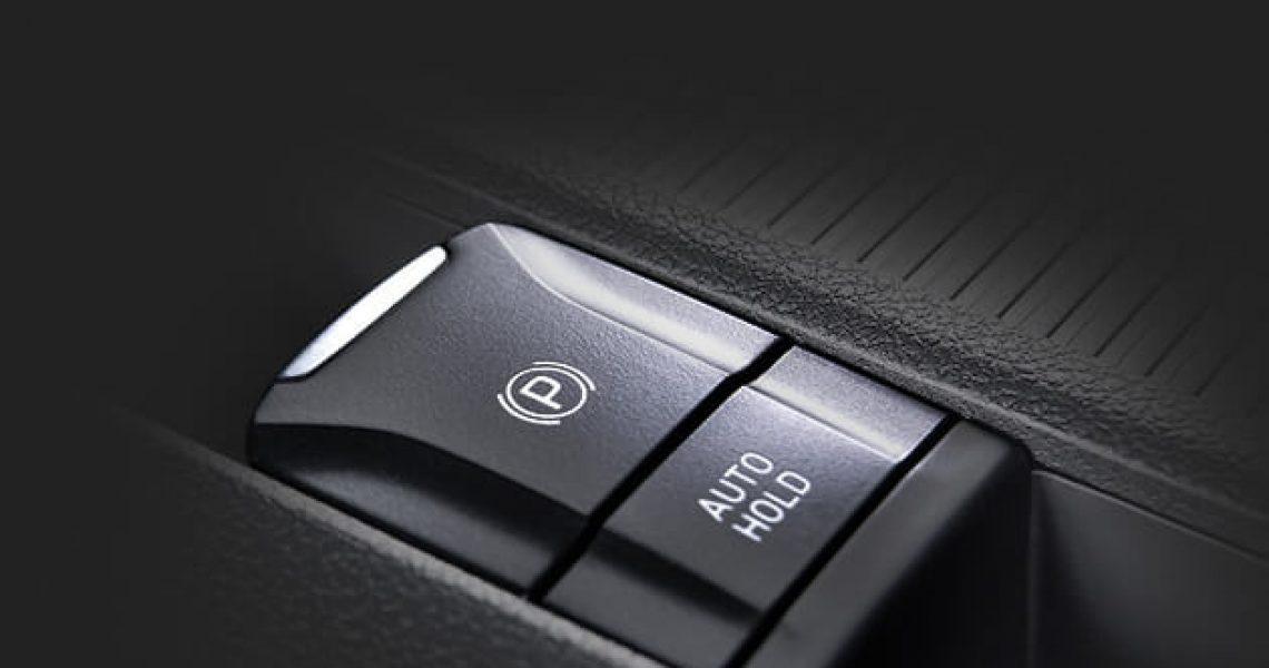 Hyundai i30 Karavan - aktiviranje ručne tasterom