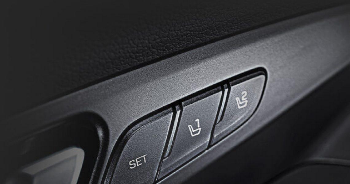 Hyundai i30 Karavan - tasteri za nivelaciju sedišta