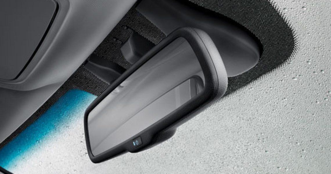 Hyundai Elantra - senzor za kišu