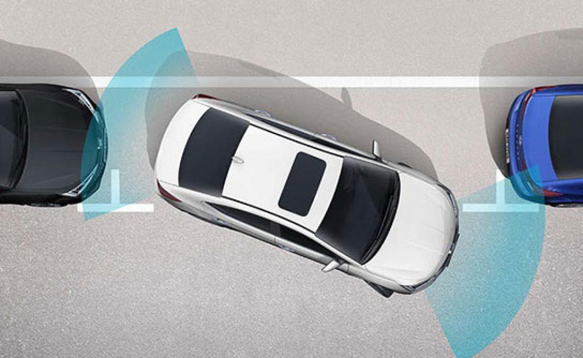 Hyundai Elantra - senzori za parkiranje