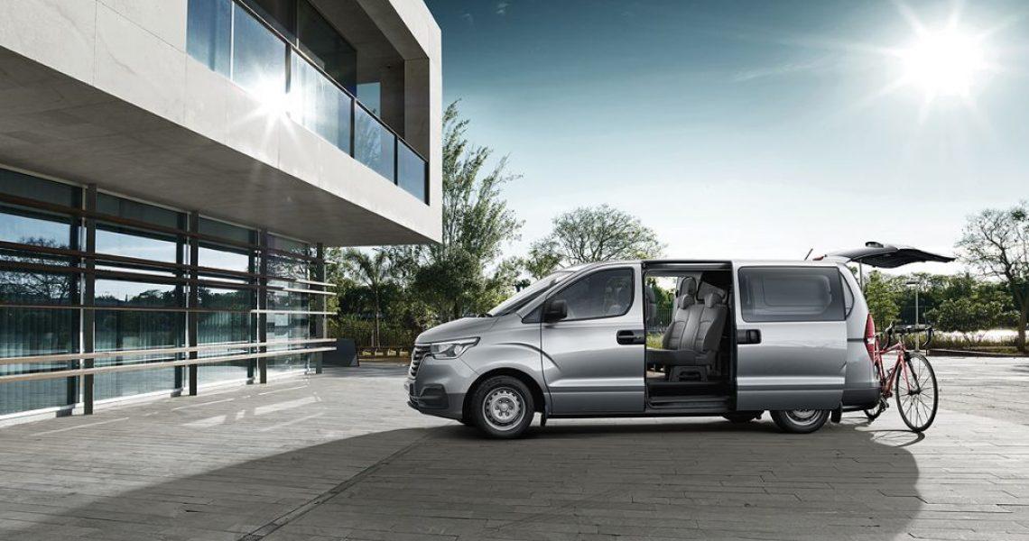Hyundai H-1 - elegancija i avantura