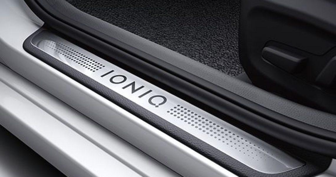 Završna izrada svrstava IONIQ Hybrid u vrh klase