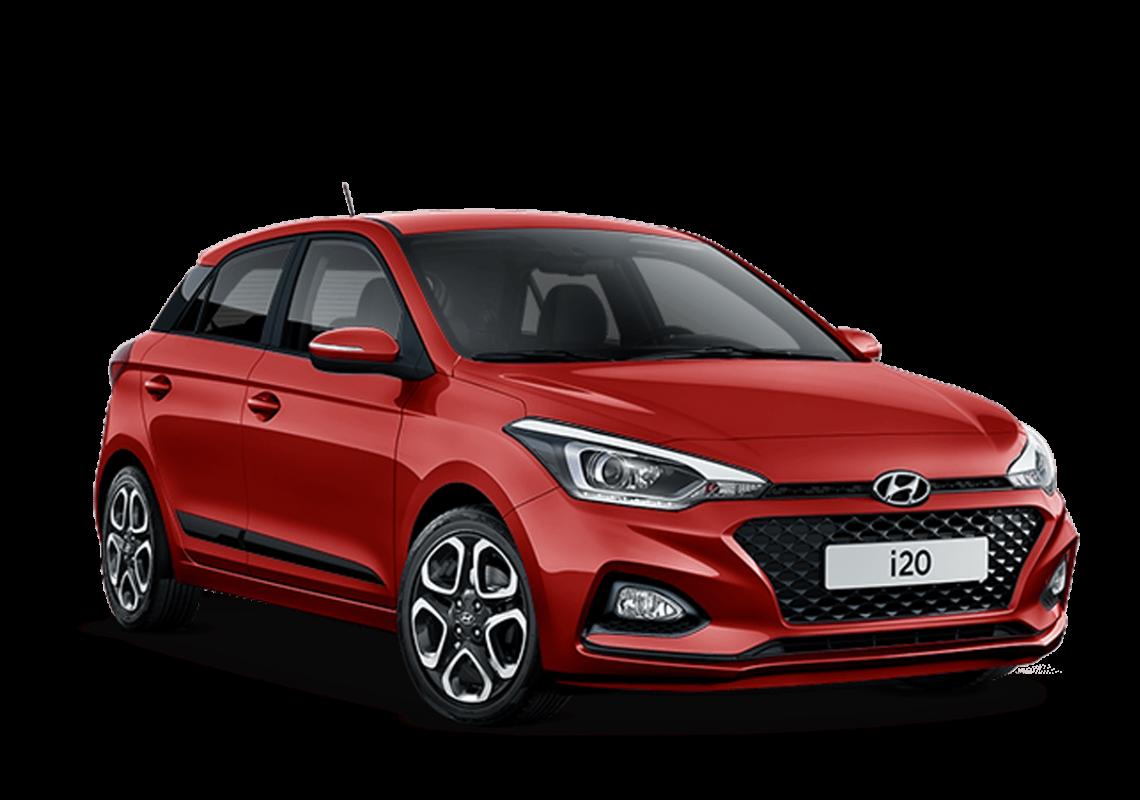 Hyundai i20 je posebno atraktivan u Tomato Red izdanju