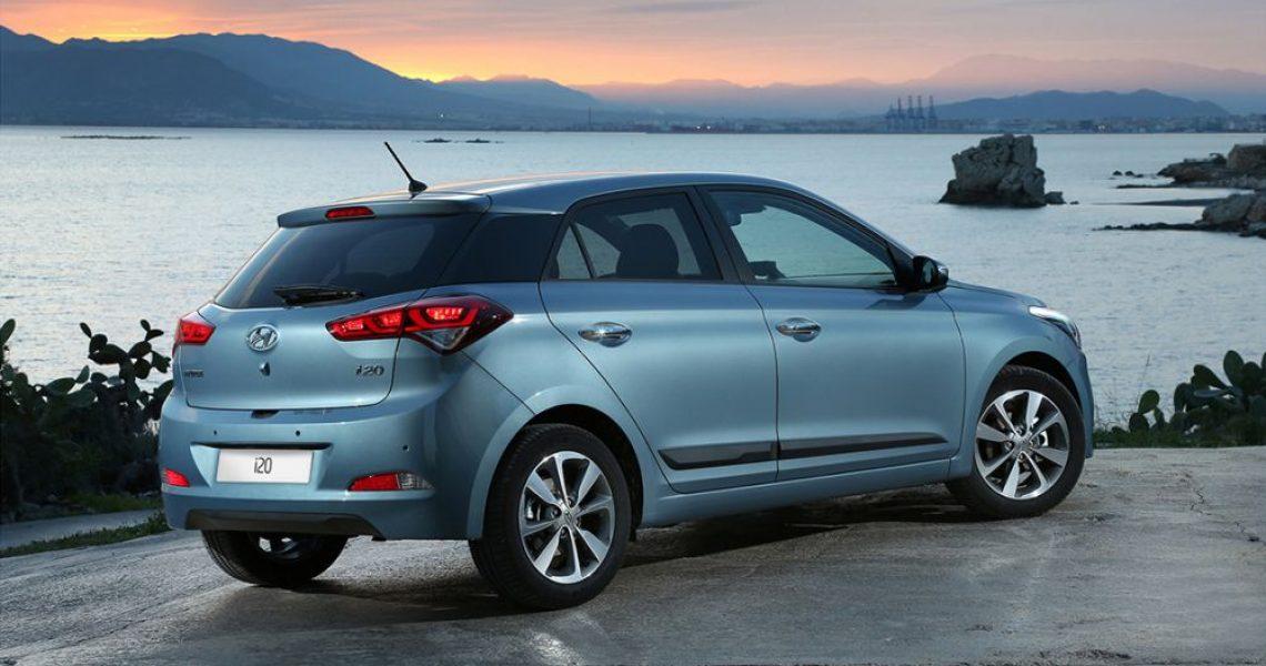 Hyundai i20 - harmonija dizajna sa okolinom