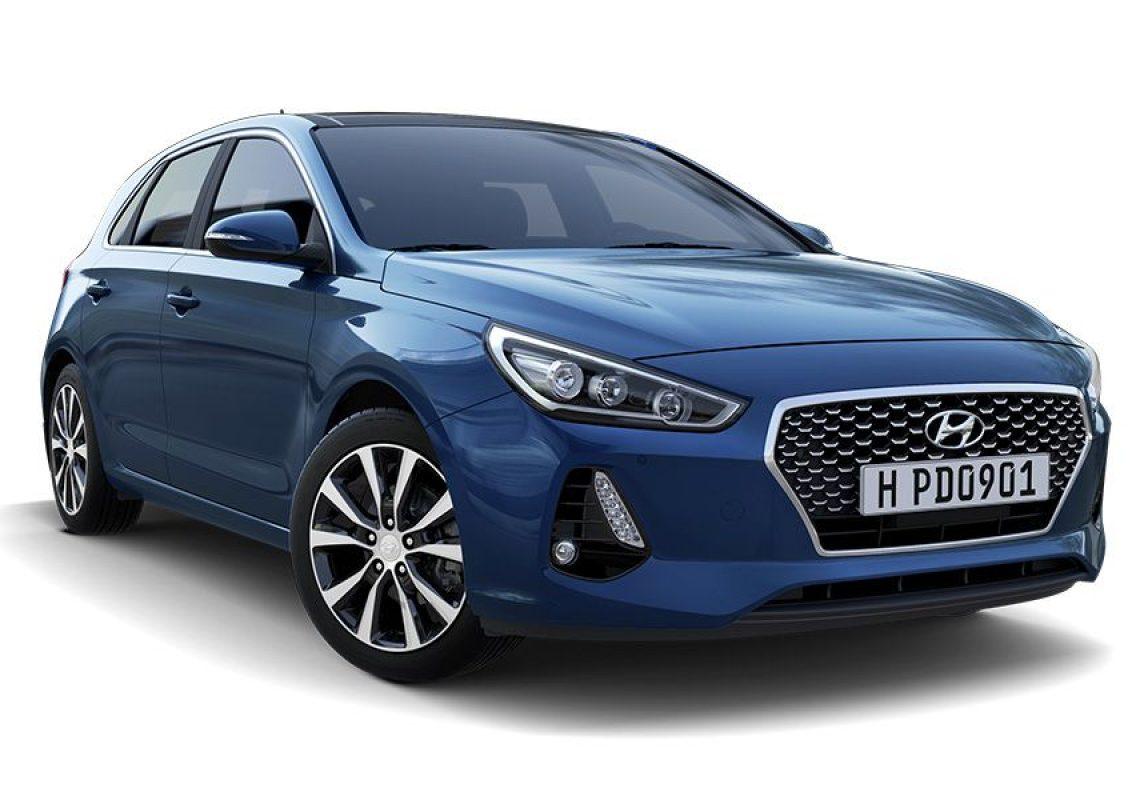 Hyundai i30 - bezbedno uživanje u vožnji