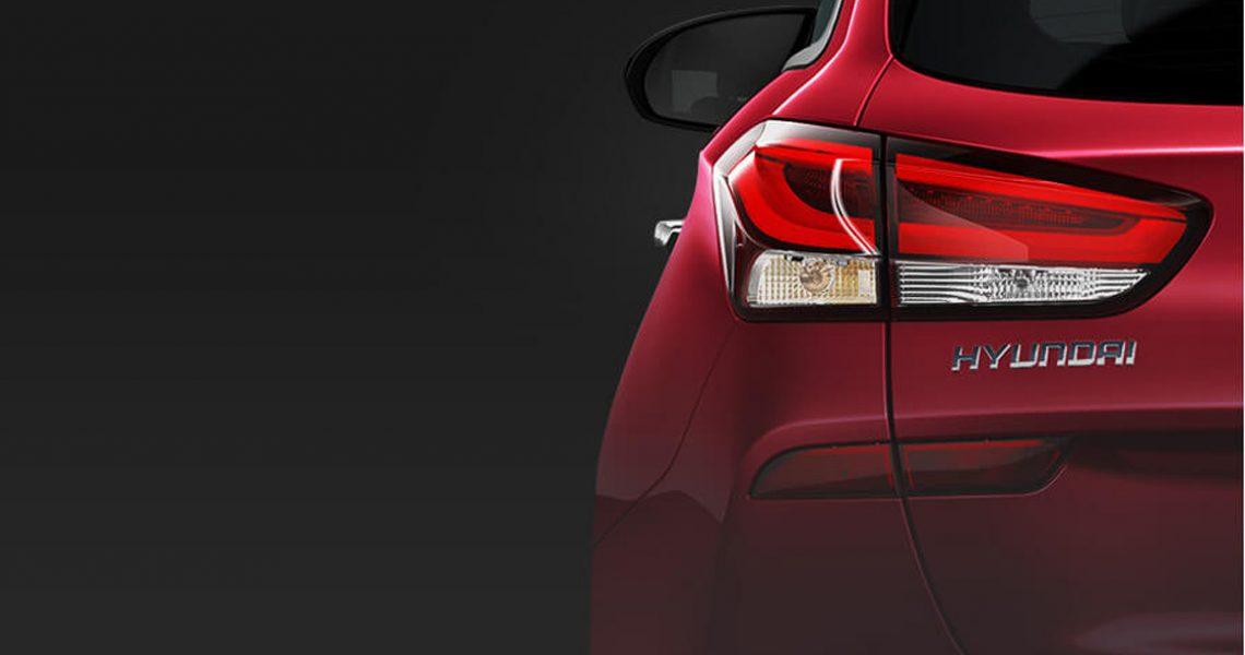 Hyundai i30 Karavan - dizajnerski pečat nije izostao ni u ovom elementu eksterijera