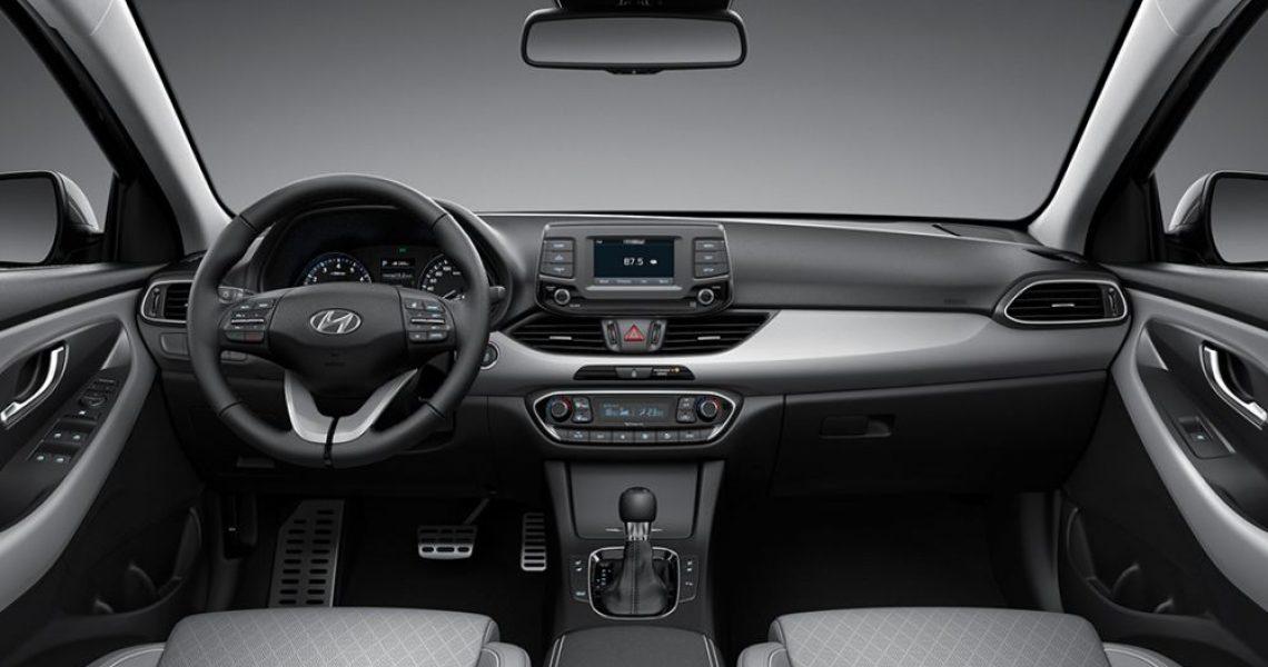 Hyundai i30 - savremen, funkcionalan i udoban kokpit