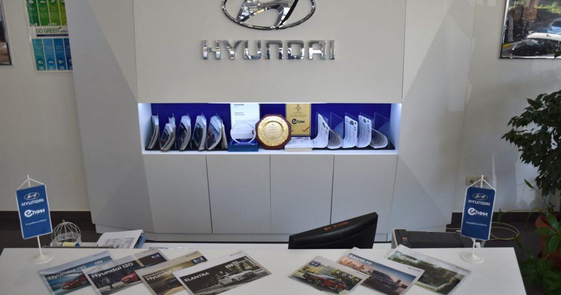 Odobravanje kredita za Hyundai vozila u salonu