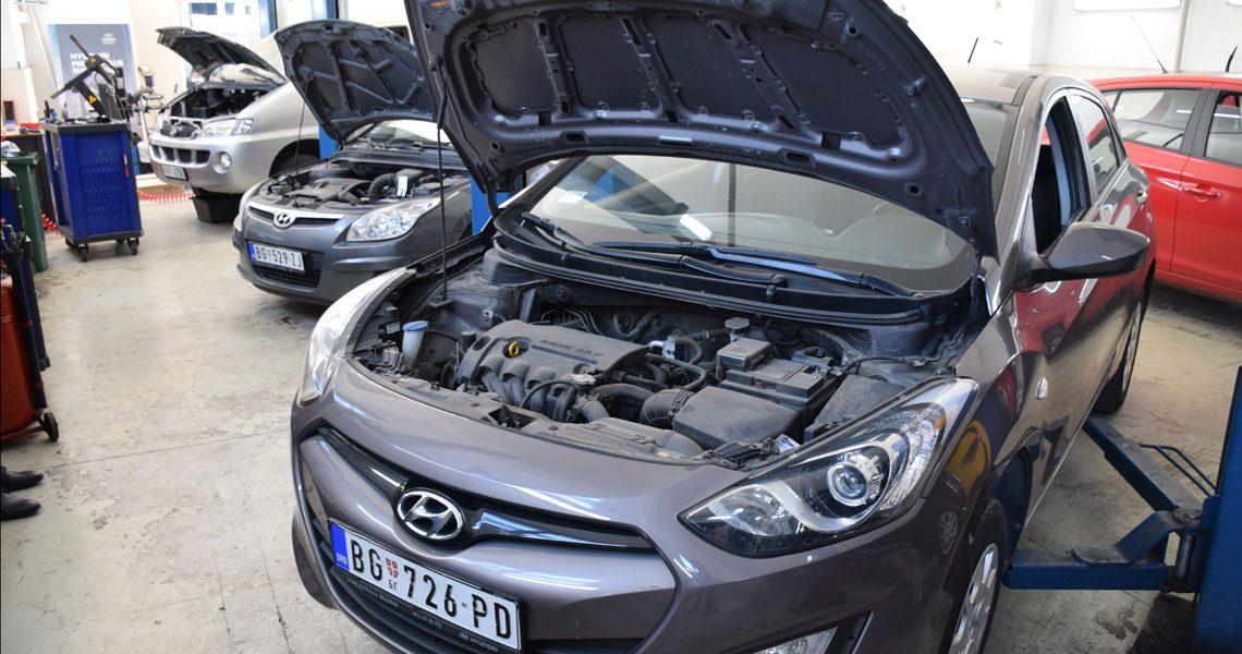 Ehom Auto je ovlašćeni servis za Hyundai vozila