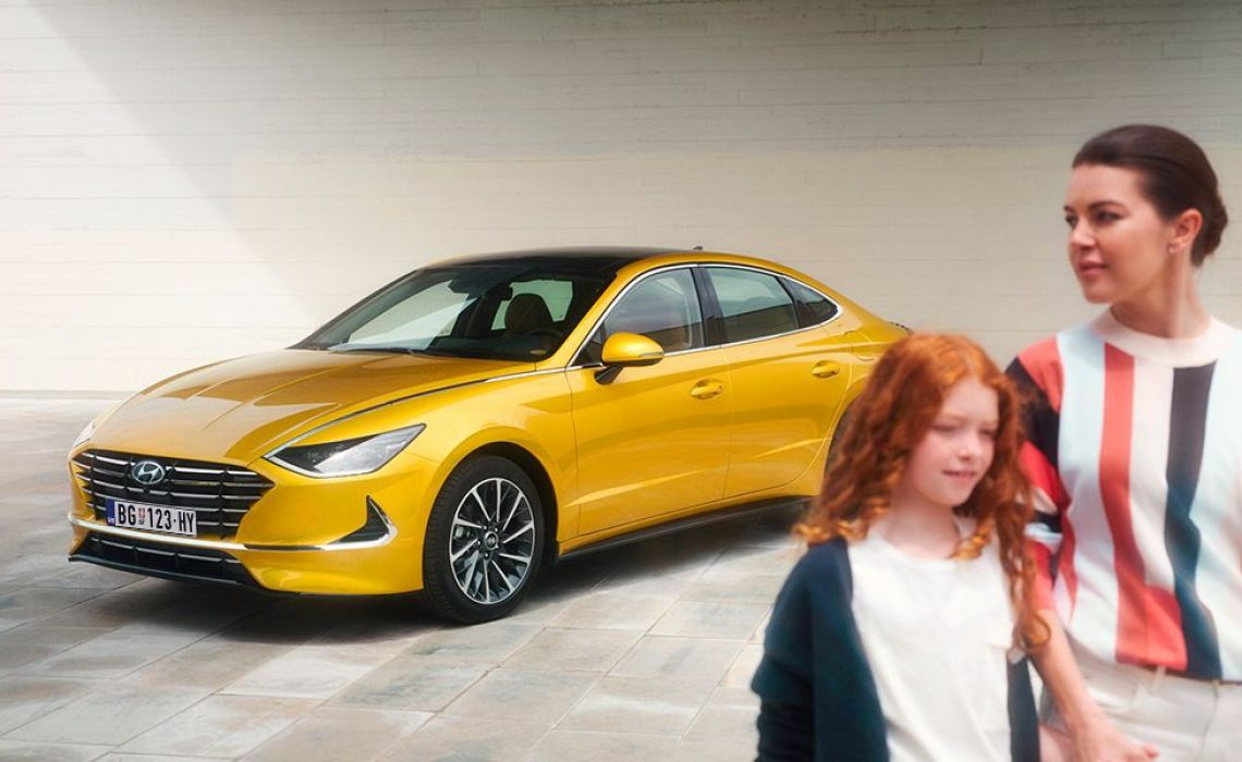 Novi stajling Sonate približava je čitavoj Hyundai gami automobila