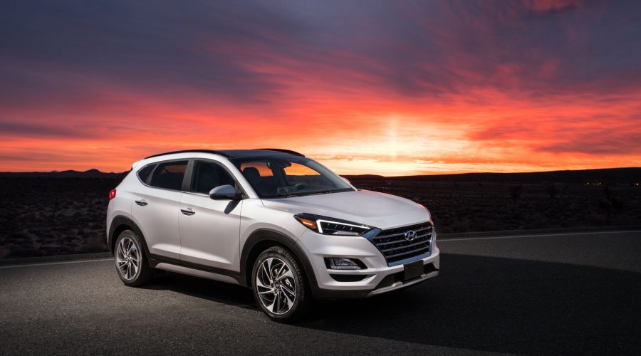 Najnoviji model – Hyundai Tucson 2019