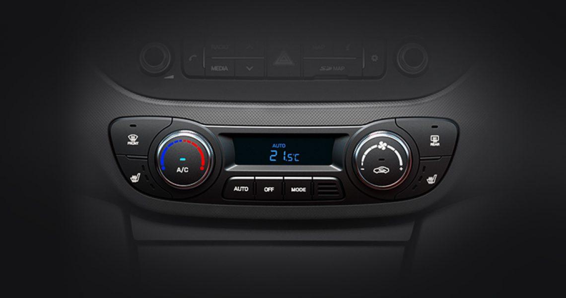 Hyundai i10 - sistem za kontrolu ventilacije