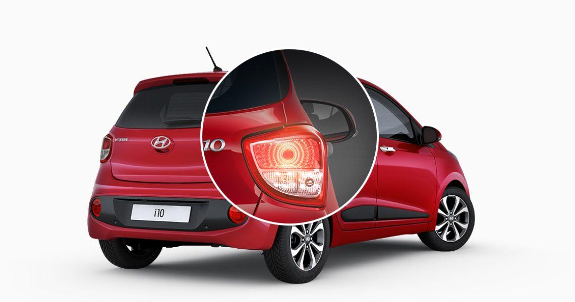 Hyundai i10 - stop svetlo zadnjeg fara 1