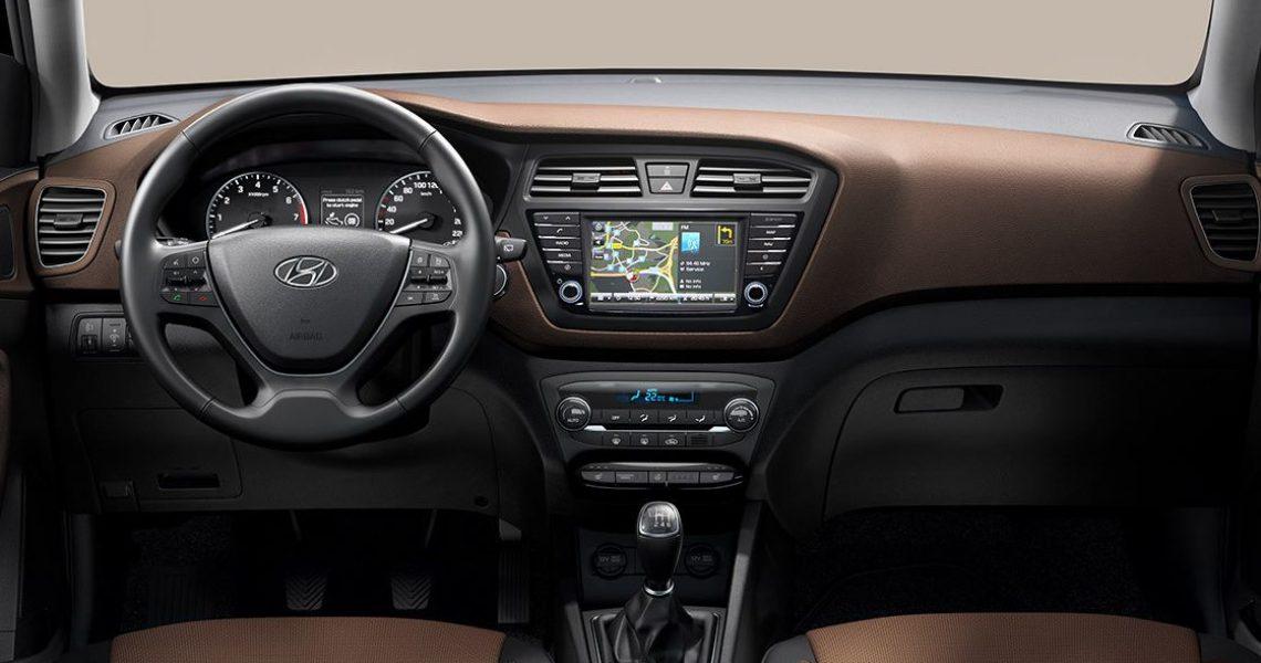 Hyundai i20 - oprema enterijera 1